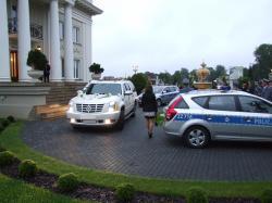 AUTO -Cadillac Escalade,Śluby ,VIP Transport,