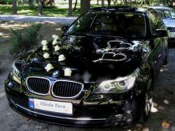 Auto Do ślubuczarne Bmw E60 Baza Firm ślub Wesele Kołobrzeg