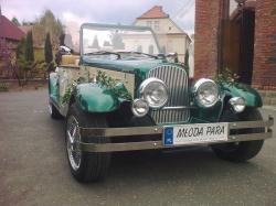 Auto do ślubu - Śląsk, Rybnik, Katowice, Wodzisław, Gliwice