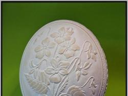 Ażurowe pisanki - Egg art