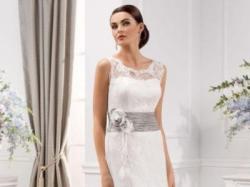 B.ładna suknia Elizabeth Passion+welon gratis!