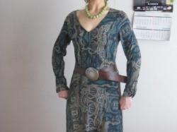 B.YOUNG- bardzo kobieca sukienka-tunika