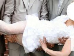 Bądz królową tej nocy- piękna suknia ślubna