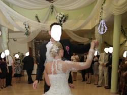 Bajeczna iście królewska-suknia ślubna