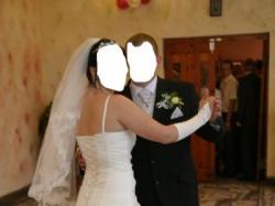 Bajeczna suknia ślubna!!