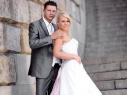 Bajeczna suknia ślubna Aspera 4290