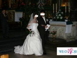 bajeczna suknia ślubna DANUBE Ian'a Stuart'a
