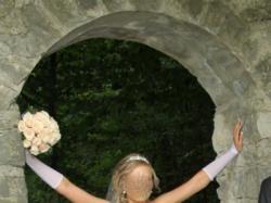 Bajeczna Suknia Ślubna dla Księżniczki