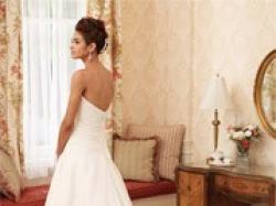 Bajeczna suknia ślubna Mon Cheri Aisling 110204