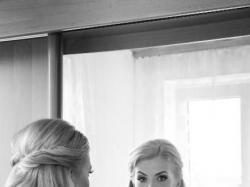 Bajeczna suknia ślubna rozm 36