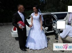 Bajeczna suknia ślubna SHEILA!!!