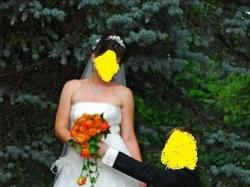 Bajeczna suknia ślubna w dobrej cenie