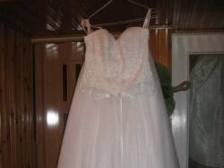 Bajeczna suknia ślubna właśnie dla Ciebie !!!