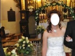 Bajeczna suknia ślubna Yardenia