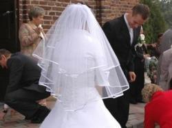 Bajecznie piękna suknia ślubna!!!