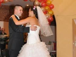 Bajecznie Piękna Suknia Ślubna