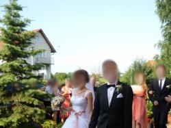 Bajkowa księżniczka – suknia ślubna