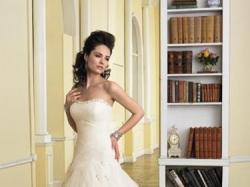 Bajkowa , nowa suknia ślubna