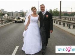 Bajkowa, romantyczna, wyjątkowa suknia ślubna z salonu Tylko Ona!