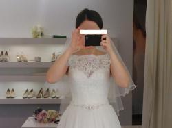 Bajkowa suknia DIANE LEGRAND (model 13604) - r.38 + GRATISY