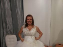 Bajkowa suknia ślubna !!!