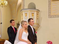 bajkowa suknia ślubna demetrios 2751, rozm. 36