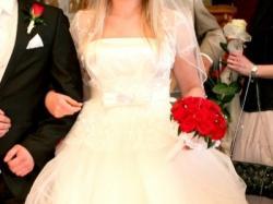 Bajkowa suknia ślubna dla księżniczki, Papiolio1031