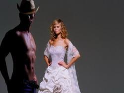 Bajkowa suknia ślubna-nowa