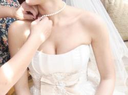 Bajkowa suknia ślubna Papilio