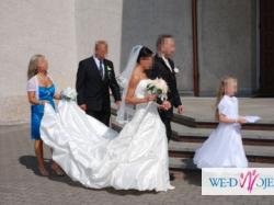 Bajkowa Suknia Ślubna SINCERITY BRIDAL model-3323
