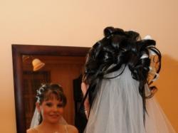 bajkowa - suknia . Sprzedam piękna suknie ślubna, rozmiar 36-38.