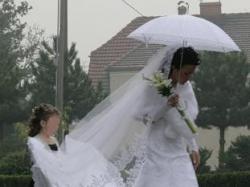 Bajkowa suknie ślubna