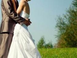 Bajkowo piękna suknia ślubna ! Model 2010
