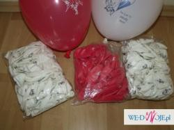 Balony (0,17)za sztukę
