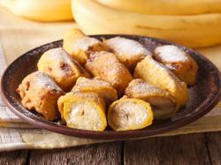 Banany w cieście francuskim
