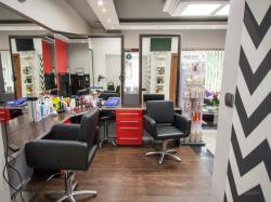 Barbers Salon Fryzjerski