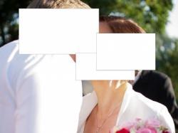 Bardzo kobieca  i stylowa  suknia ślubna