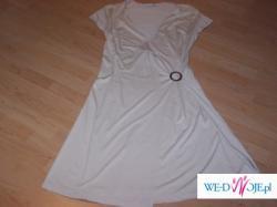 Bardzo ładna, elegancka sukienka letnia