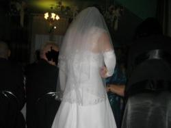 Bardzo ładna  suknia ślubna z kolekcji HERMAGO