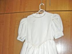 Bardzo mała sukienka komunijna / dziecko 4 lata ślub
