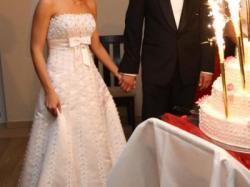BARDZO ORYGINALNA Suknia Ślubna SHELBY-Wings Bridal
