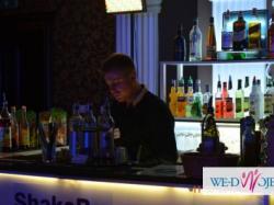 Barman na wesele, mobilne bary