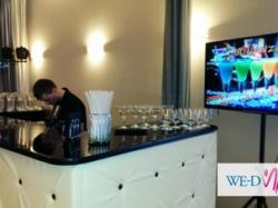 Barman na wesele, ślub ,drinki gratis- tel. 667 365 058