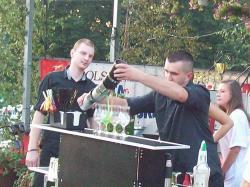 Barmani na Wesele-Whisky Bar