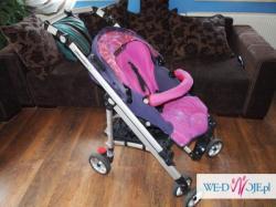 Bebe Confort LOOLA UP Vegetal Pink gwarancja do 2012r.