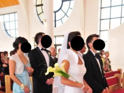 Bella Rosa Piękna suknia ślubna
