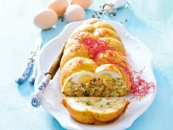 Bezmięsny pasztet z jajek