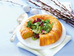 Bezmięsny pasztet z marchewki i soczewicy