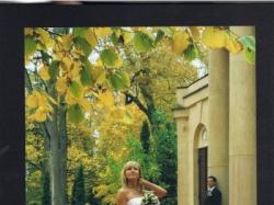 Biała delikatna suknia ślubna Danalea