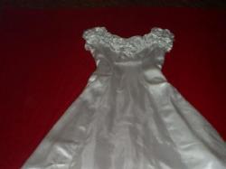 Biała, jednoczęściowa suknia ślubna!!!